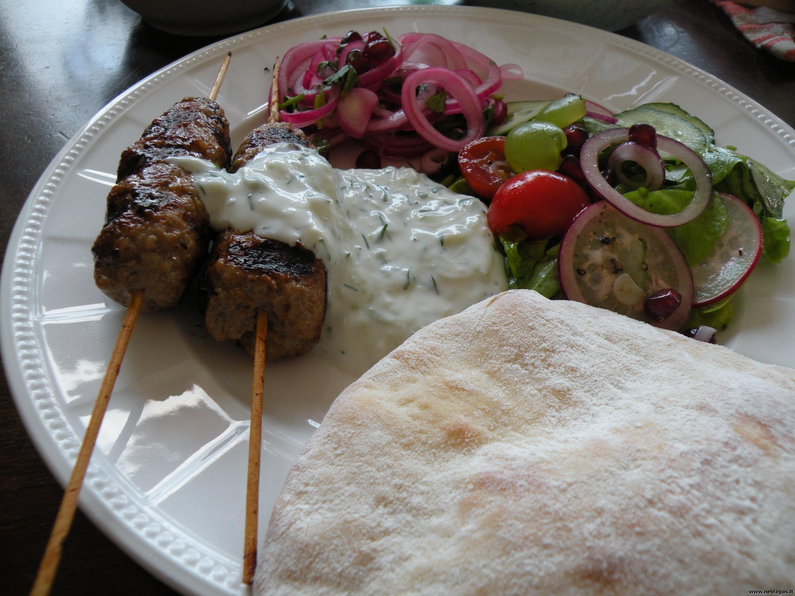 Lula-kebab'ai